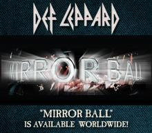 DEF LEPPARD Mirror Ball